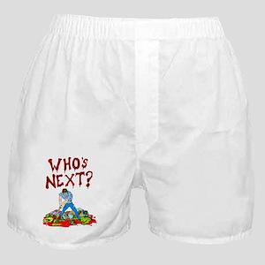 WHos next Boxer Shorts