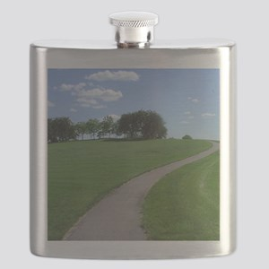 Long and Winding Road Flask