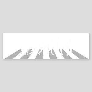 Suicidal-A Sticker (Bumper)