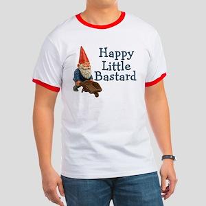 Happy little bastard Ringer T