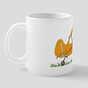 Cub Airplane Mug