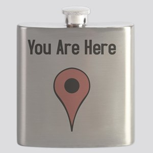 You Are Here (m)(TS-B) Flask