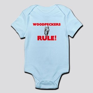 Woodpeckers Rule! Body Suit