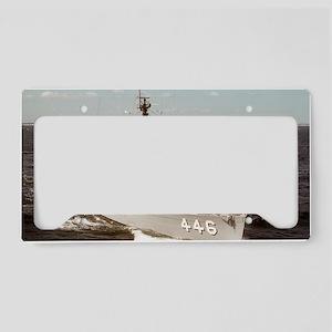 uss fortify large framed prin License Plate Holder