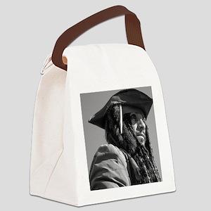 Captain Jack Sparrow Canvas Lunch Bag