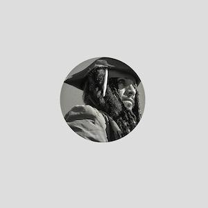 Captain Jack Sparrow Mini Button