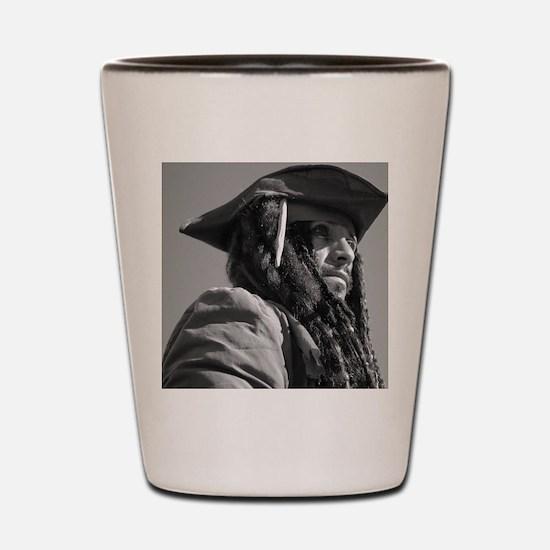Captain Jack Sparrow Shot Glass