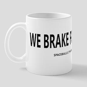 spaceballs the bumper sticker Mug