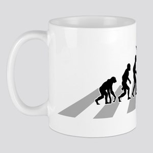 On-Crutches-B Mug