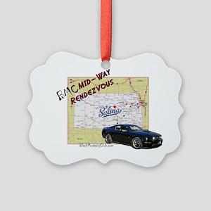 BMC Mid-Way Rendezvous 2012 Picture Ornament