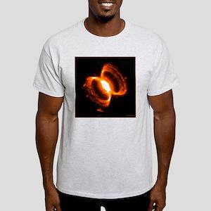 pillowsoutherncrabnebula Light T-Shirt