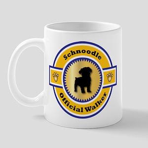 Schnoodle Walker Mug