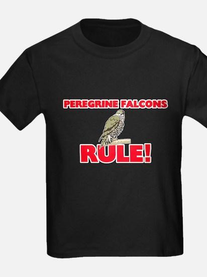 Peregrine Falcons Rule! T-Shirt