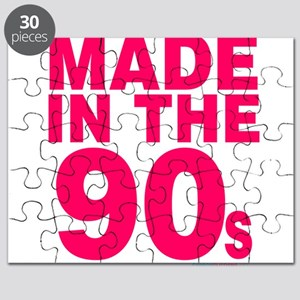Made In The 90s Puzzle
