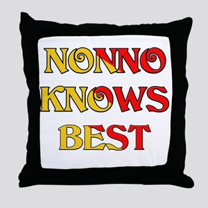 I Love Nonno Throw Pillow
