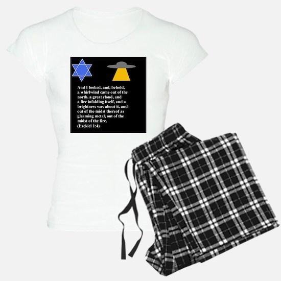Ezekiel 1:4 Judaism Pajamas