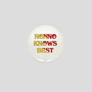 I Love Nonno Mini Button