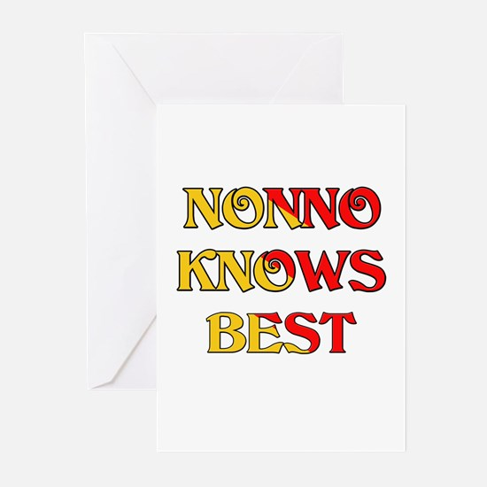 I Love Nonno Greeting Cards (Pk of 10)