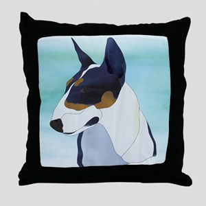 TriColor Throw Pillow