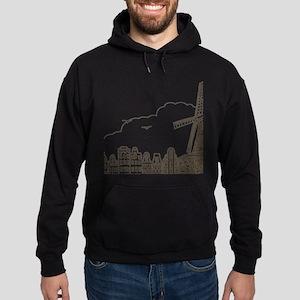 Vintage Amsterdam Hoodie (dark)