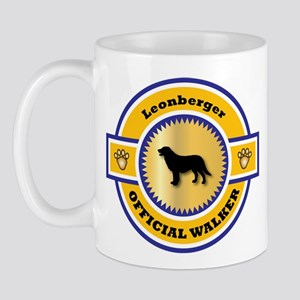 Leonberger Walker Mug
