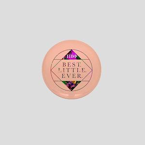 Pi Beta Phi Best Little Ever Mini Button