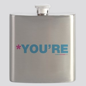 *You're Flask
