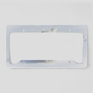 Snow Runner License Plate Holder