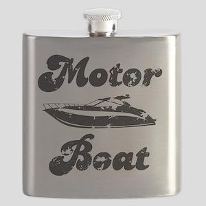 Motor Boat Flask