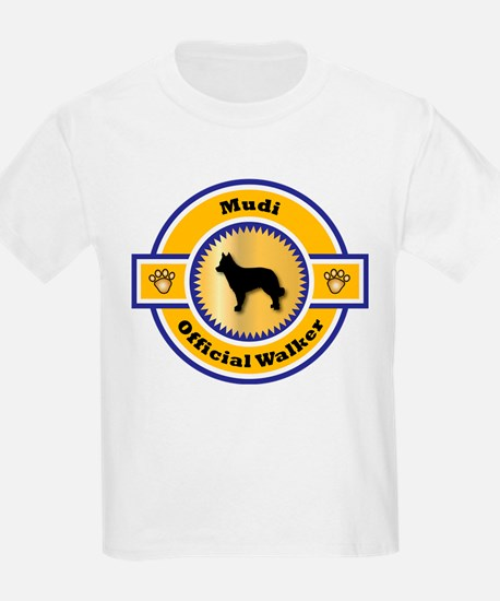 Mudi Walker Kids T-Shirt