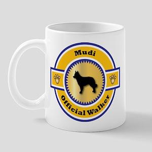 Mudi Walker Mug