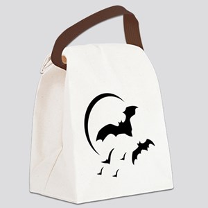 00092_Bat107 Canvas Lunch Bag