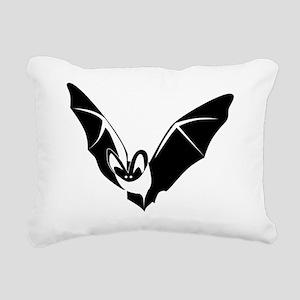 00057_Bat65 Rectangular Canvas Pillow