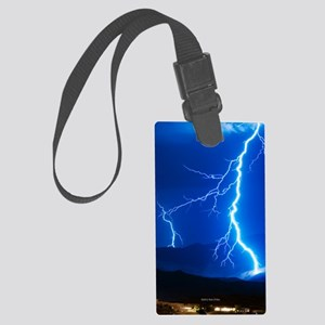 KA-BOOM!!! Large Luggage Tag