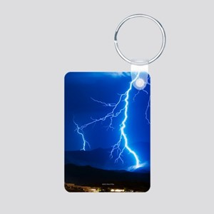 KA-BOOM!!! Aluminum Photo Keychain