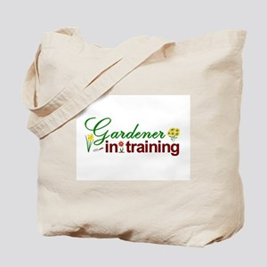 Gardener in Training Tote Bag