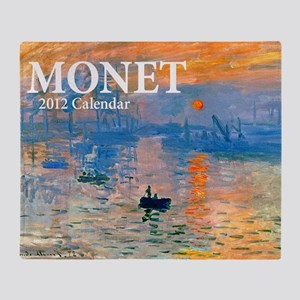 Monet Throw Blanket