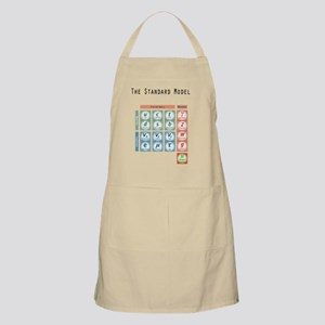 The God Particle: Higgs Boson  The Standard  Apron