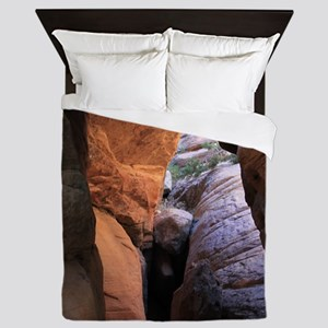 Moonstone Canyon Queen Duvet