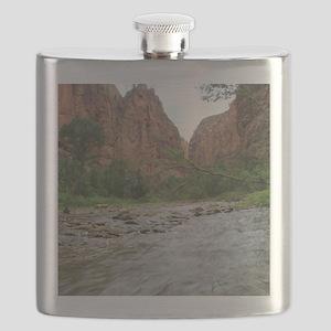 Zion Riverwalk Flask