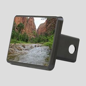 Zion Riverwalk Rectangular Hitch Cover