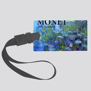 Monet Large Luggage Tag