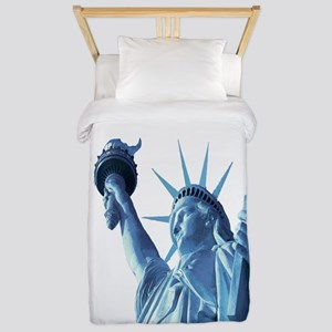 Touch Not This Liberty Twin Duvet