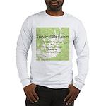 SurvivalBlog Long Sleeve T-Shirt