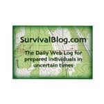 SurvivalBlog - Magnet (10 pack) - Sold at COST