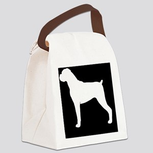 boxerhitch Canvas Lunch Bag