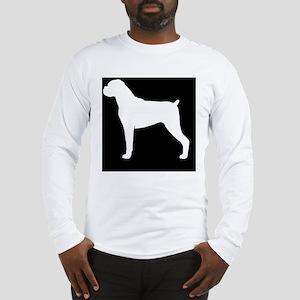 boxerhitch Long Sleeve T-Shirt