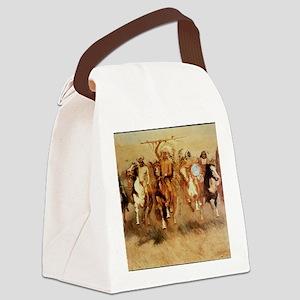 Best Seller Wild West Canvas Lunch Bag