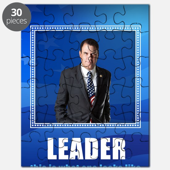 Leader. This is What One Looks Like. Puzzle