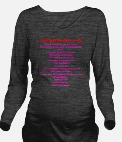 Stuff Ballroom Dance Long Sleeve Maternity T-Shirt